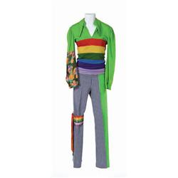 Jackson 5 stage-worn Boyd Clopton and International Costume Company designs from 1971 & 1972
