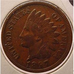 1897 INDIAN HEAD CENT / PENNY