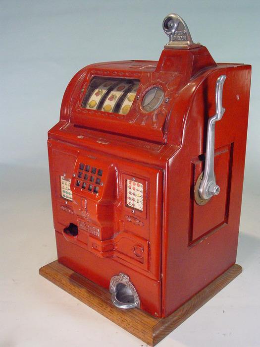 Fake Slot Machine