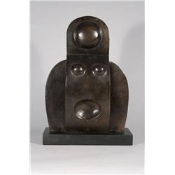 Richard Light (American, b.1940) Women of Industry Series, I, Bronze, 1988,