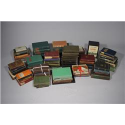 A Collection of Books.