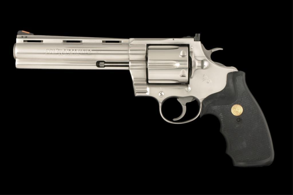 Colt Anaconda Cal  44 mag SN:MM01322