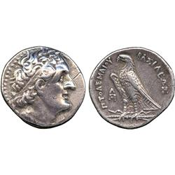 ANCIENT COINS. Greek. Kingdom of Egypt, Ptolemy II (c.285-246 BC), Silver Tetradrachm, dia