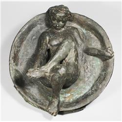 Edgar Degas (1834-1917, French) Le Tub, Bronze, from original castings made by Hébrard Foundry cast