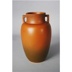 A Roseville Pottery Vase.