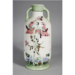 An Asian Porcelain Vase.