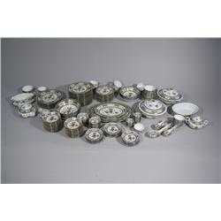 A Set of Chinese Ceramic Dinnerware.