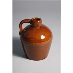 A Roycroft Pottery Jug.