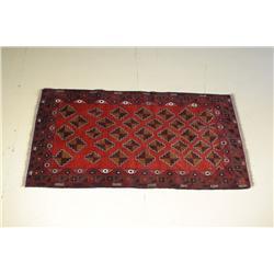 A Bashir Wool Rug.