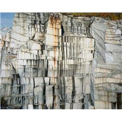 Edward Burtynsky Canadian [b. 1955]ROCK OF AGES #26, ABANDONED SECTION, E.L. SMITH QUARRY, BARRE, VE