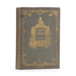 Peter and Wendy, First American Edition