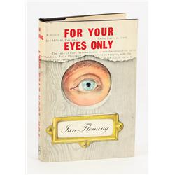 For Your Eyes Only, First Edition inscribed by Ian Fleming