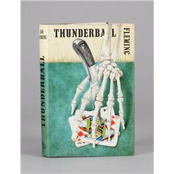 Thunderball, First Edition inscribed by Ian Fleming