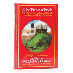 The Princess Bride, presentation copy inscribed by William Goldman