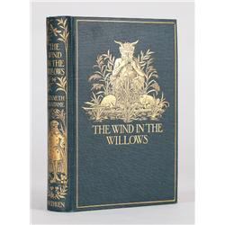 The Wind in the Willows, Fine First Edition
