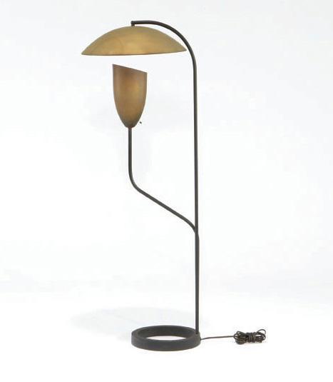 Greta Grossman Attributed Lamp