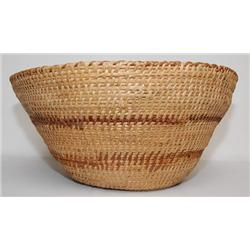 WASHO BASKETRY BOWL