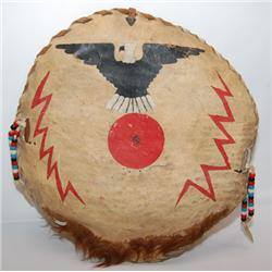 PLAINS DANCE SHIELD