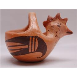 HOPI POTTERY CHICKEN