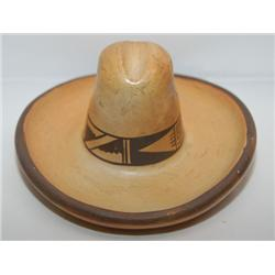 HOPI POTTERY HAT