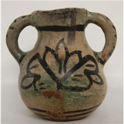 SANTO DOMINGO POTTERY VASE