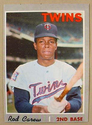 1970 Topps Rod Carew No 290 Baseball Card