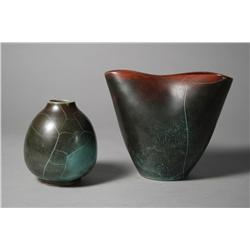Kunsthandwerker Victor Volle (Early 20th Century, German) Kunsthandwerk Pottery, Ceramic,