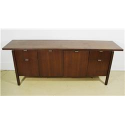 In the Style of George Nelson, Herman Miller Credenza.