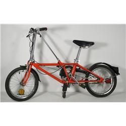 An Early Dahon Folder Bike, 1982-1985.