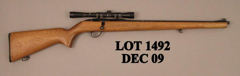 SAVAGE Model 63, NSNV,  22 cal  bolt action rifle, 18