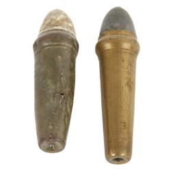 Set of 2 Cased Burnside Cartridges