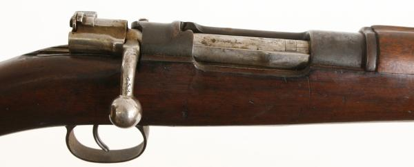 Spanish Model 1895 carbine in 7mm Mauser