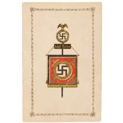 Rare Nazi Germany Concert Program