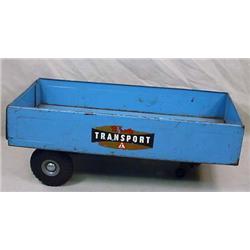 VINTAGE TRI-ANG TRANSPORT TRAILER - MADE IN ENGLAN