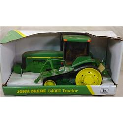 ERTL JOHN DEERE 8400T TRACTOR IN ORIGINAL BOX