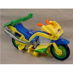 TEENAGE MUNTANT NINJA TURTLE MOTORCYCLE