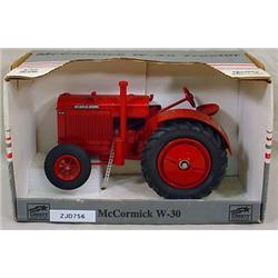VINTAGE MCCORMICK W-30 TRACTOR IN ORIGINAL BOX