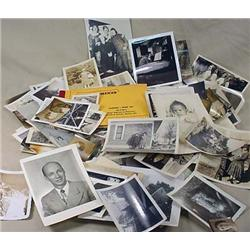 LARGE LOT OF VINTAGE PHOTOGRAPHES - Incl. Families