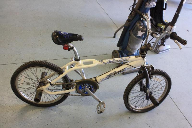 X-GAMES TWISTER 2 BMX BIKE