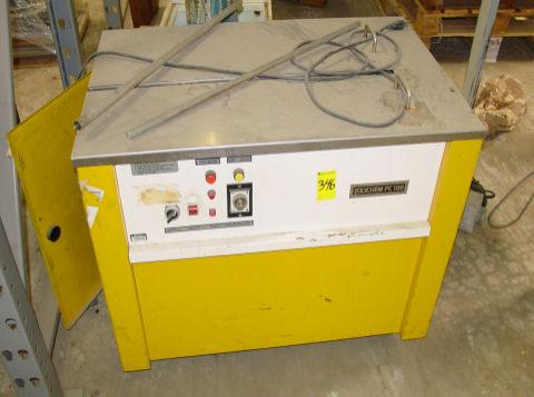 POLYCHEM PC100 BANDING MACHINE