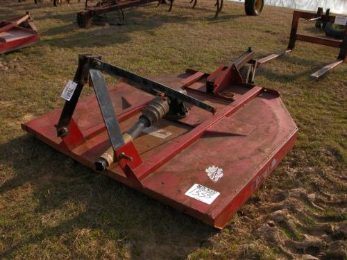GRIZZLY 6' ROTARY CUTTER