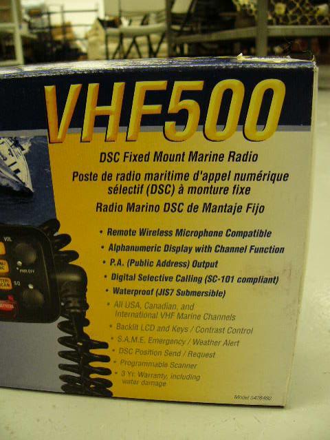 VHF 500 west marine radio (54)