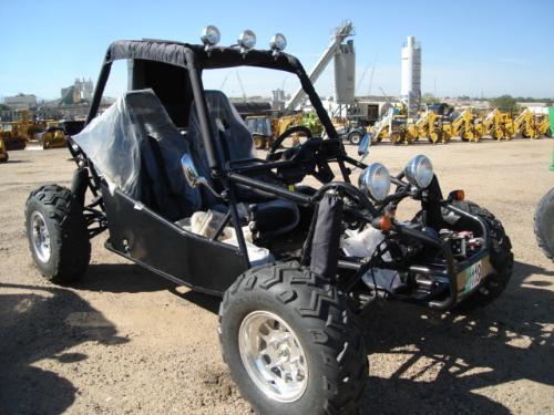 JOYNER SAND SPIDER 650cc DUNE BUGGY s/n L5BG1JH6761010394: