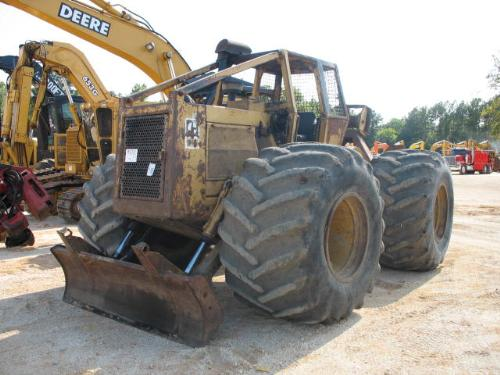 CAT 518 CABLE SKIDDER