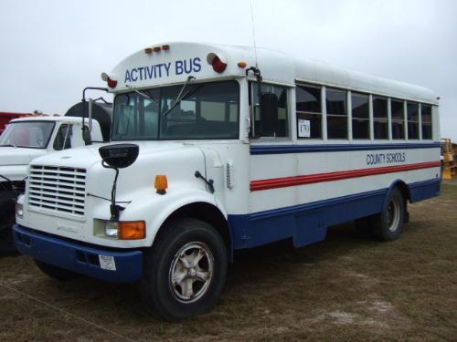 1990 INTERNATIONAL 3700 BUS