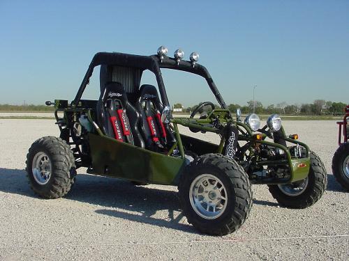 JOYNER SAND SPIDER 650cc DUNE BUGGY, s/n L5BG1JH6561011897: