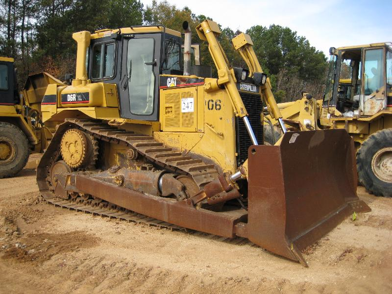 CAT D6R XL CRAWLER TRACTOR