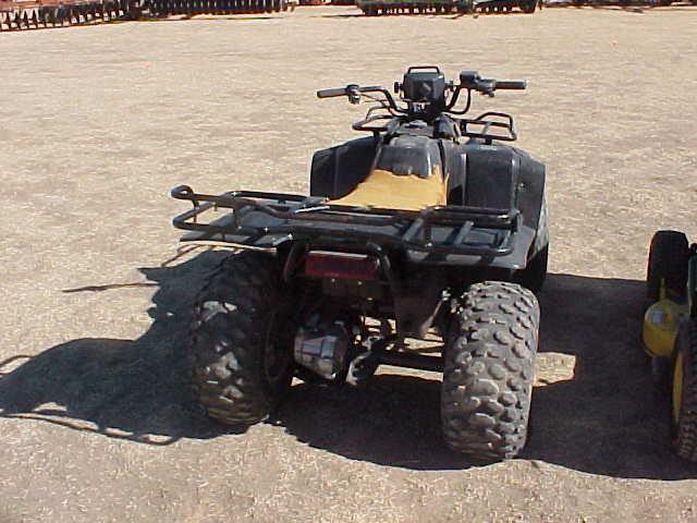 1986 KAWASAKI 300 BAYOU ATV 4X2 NEED COIL