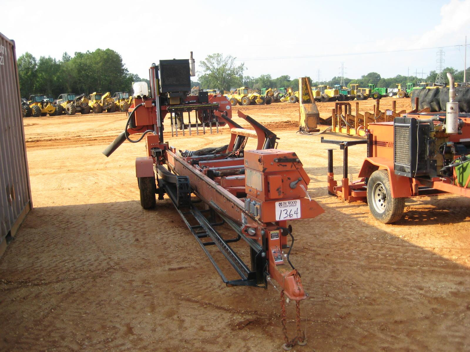 Woodmizer Sawmill For Sale >> Wood Mizer Lt70 Portable Sawmill