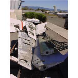 Super DC-3 control surfaces